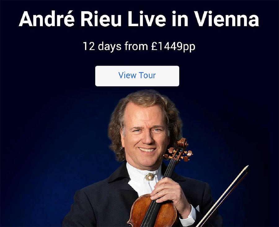 Andre Rieu Wien