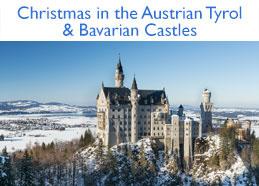 christmas austrian tyrol