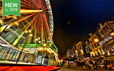 Medieval Amiens & Rouen Christmas Markets