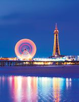 Blackpool's Famous Illuminations