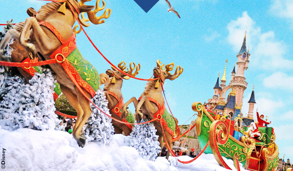 Disney Christmas Breaks