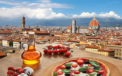 The Gastronomic Heart of Italy