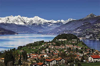 Lake Como Christmas Tour