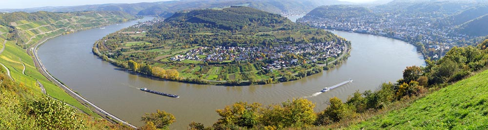 The Rhine and Moselle Valleys