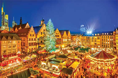 Rhine Valley Christmas Markets